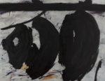 "Kay Kang, Three Muses, oil on canvas, 48""x62"""