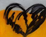 "Heart, Archival print on BFK Rives 22""x27"""