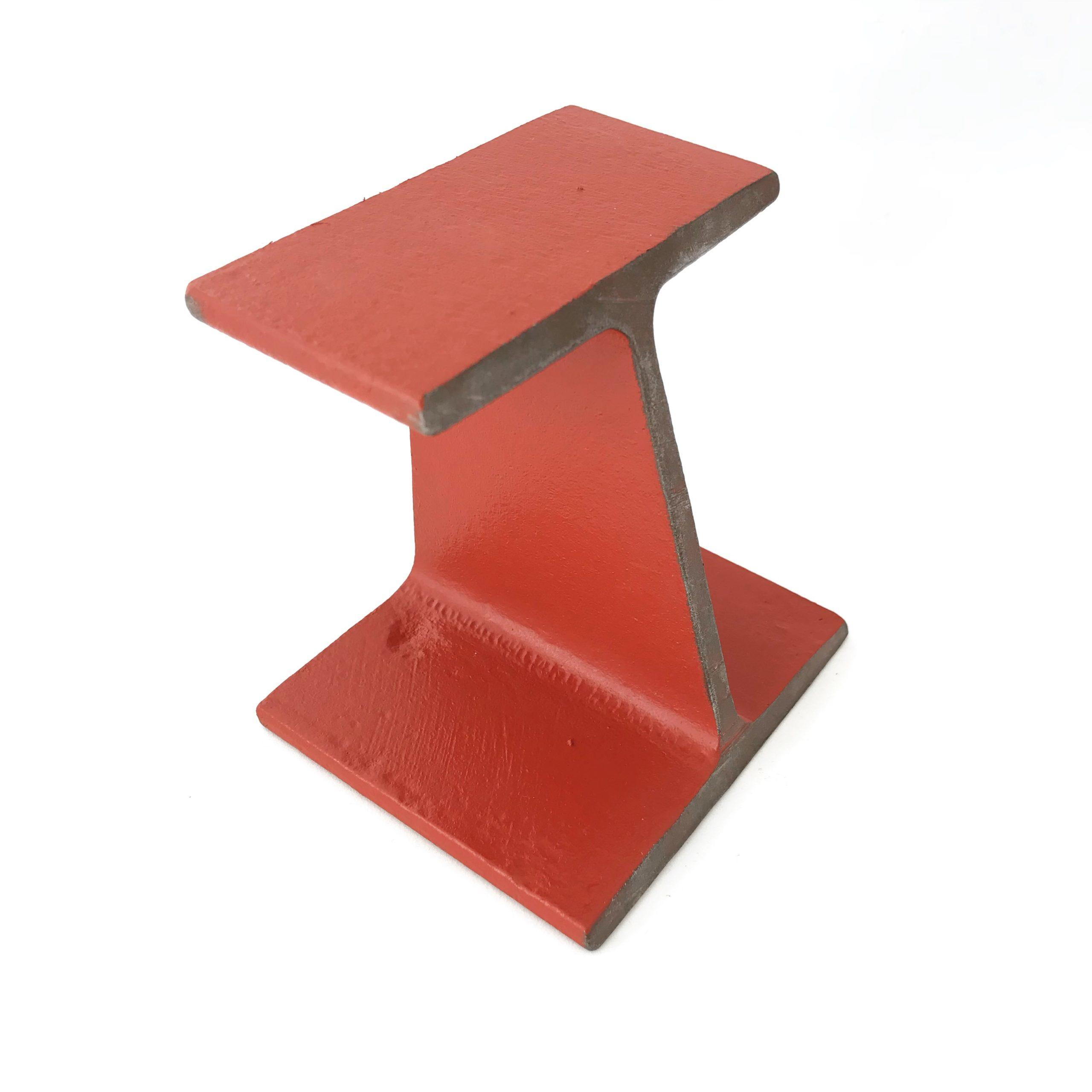 Golden Gate Bridge Steel I-Beam Paperweight and Bookend