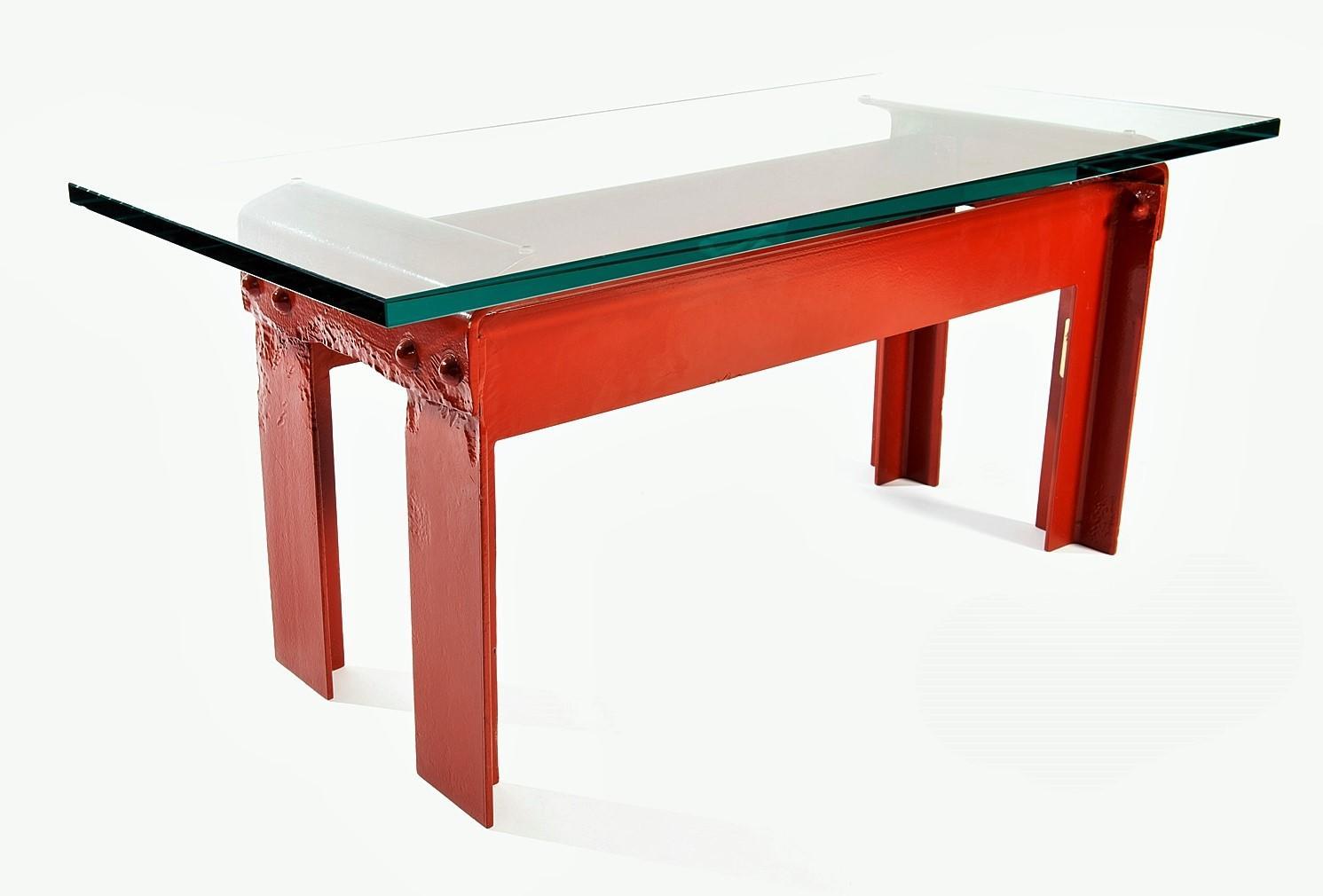 Golden Gate Bridge Steel - Coffee Table