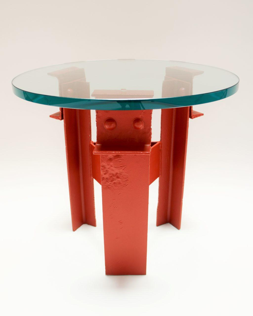 Golden Gate Bridge Steel - Tea Table