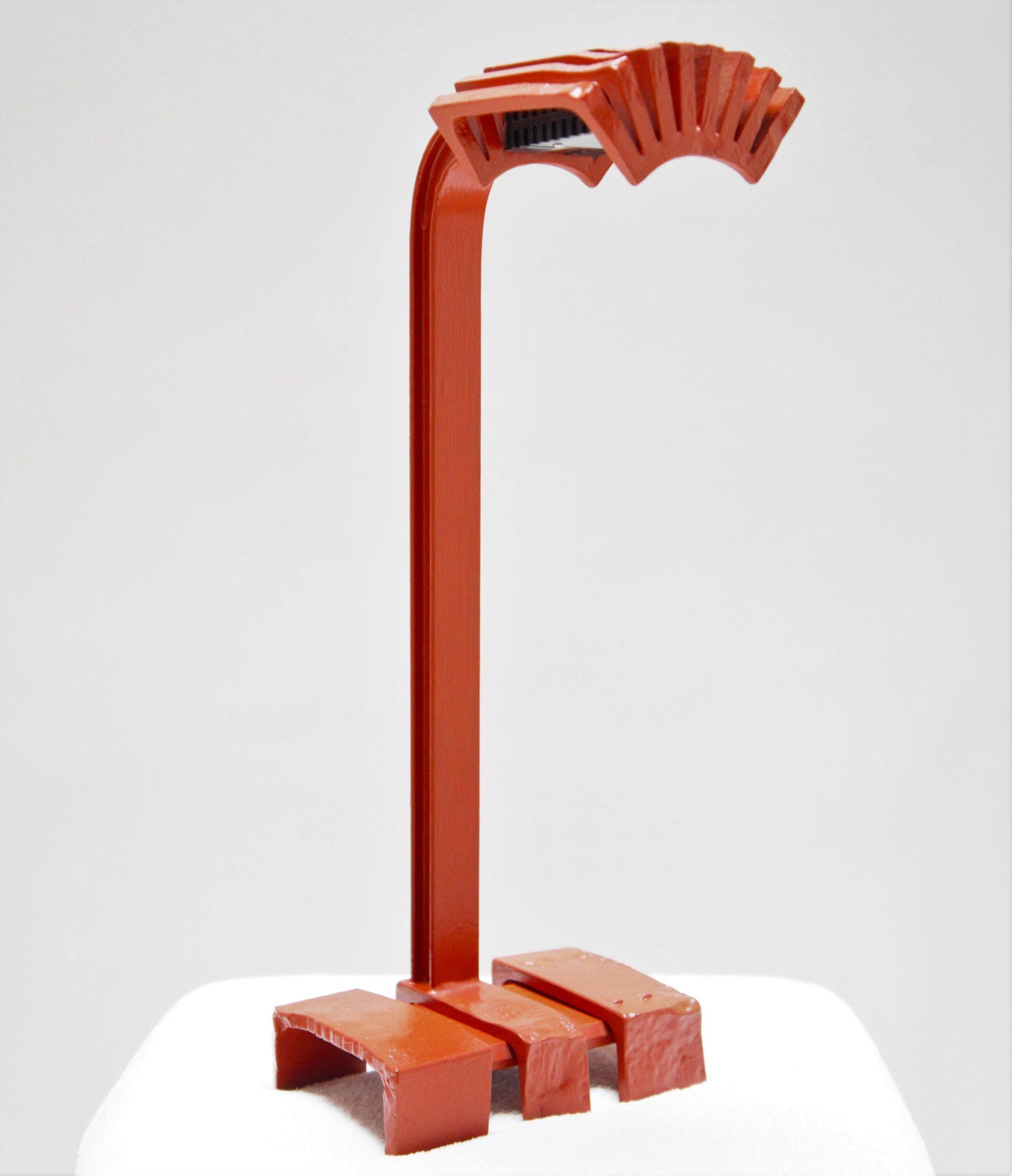 Golden Gate Bridge Steel - Task Lamp