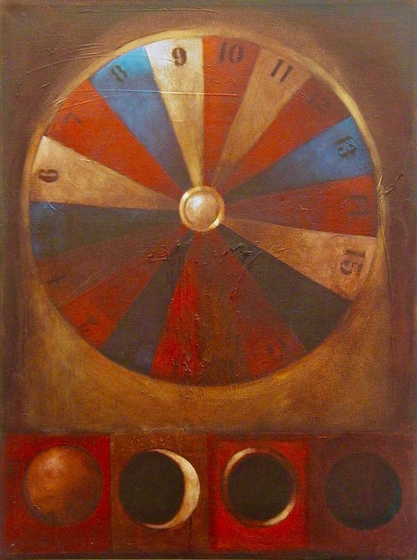 """Linda Hope, """"Wheel of Fortune"""""""