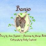Banjo, illustrated by Margie Burke, book for children