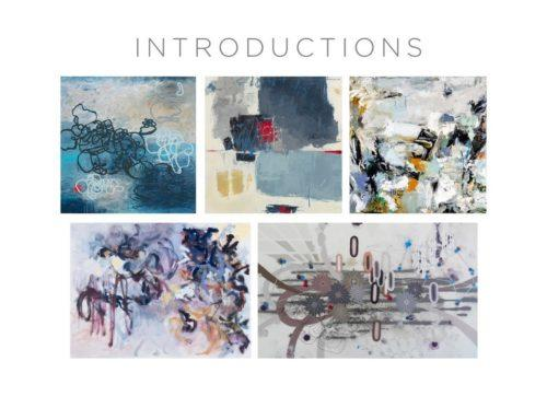 Celeste Chin Introductions postcard