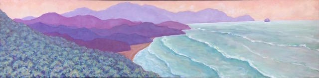 """Maeve Croghan, """"Above Pacifica"""""""
