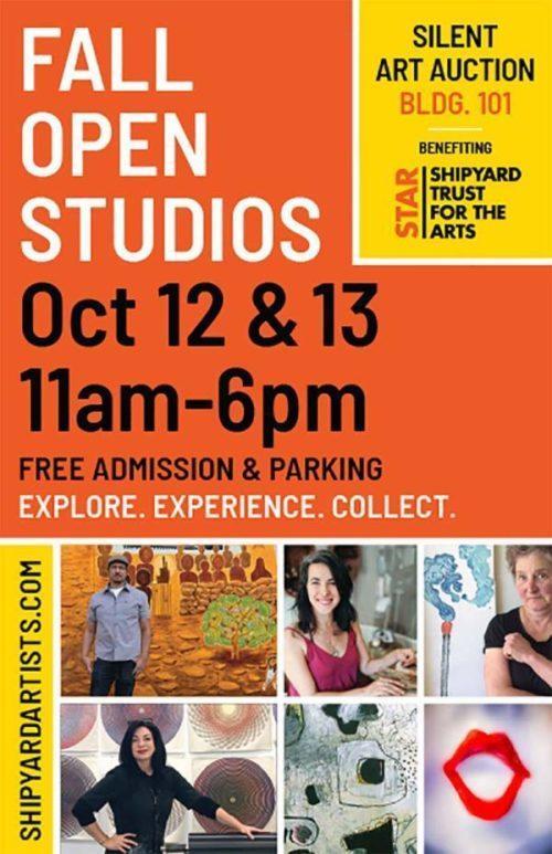 Fall Open Studios
