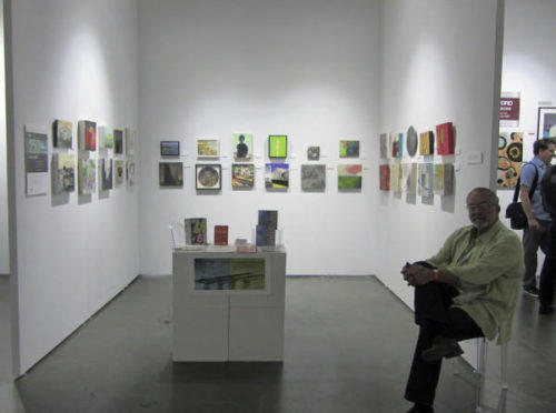 Hunters Point Shipyard Artists booth at Art Silicon Valley 2015|Hunters Point Shipyard Artists booth at Art Silicon Valley 2015|Hunters Point Shipyard Artists booth at Art Silicon Valley 2015