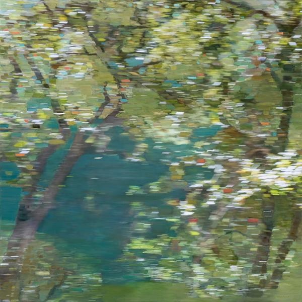 "Wynne Hayakawa ""Light Came from the Lake"""