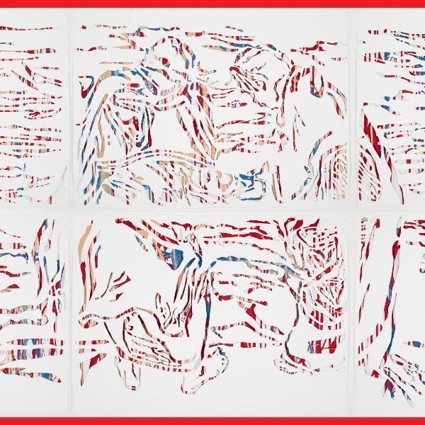 Paper art by Elvira Dayel