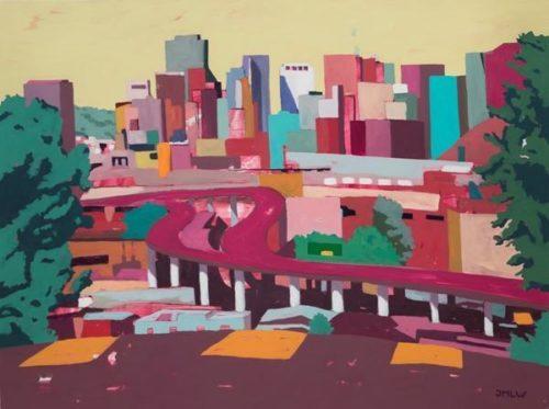 """San Francisco Highway"" by Jenny M.L. Wantuch|Marc Ellen Hamel"