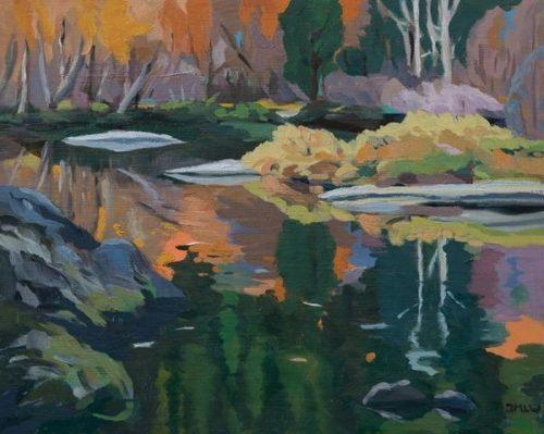 """Trinity River"" by Jenny Wantuch"
