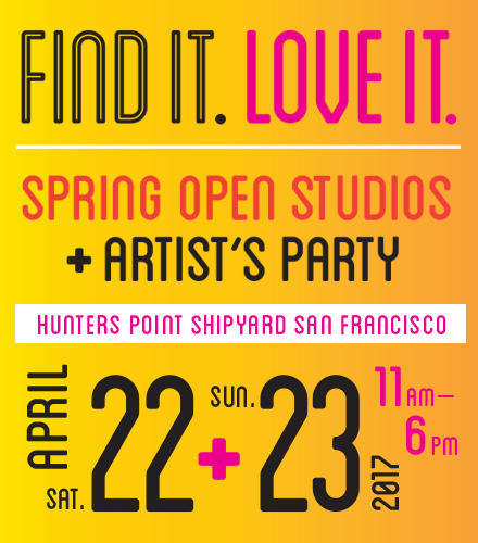 Spring Open Studios 2017 Event post image