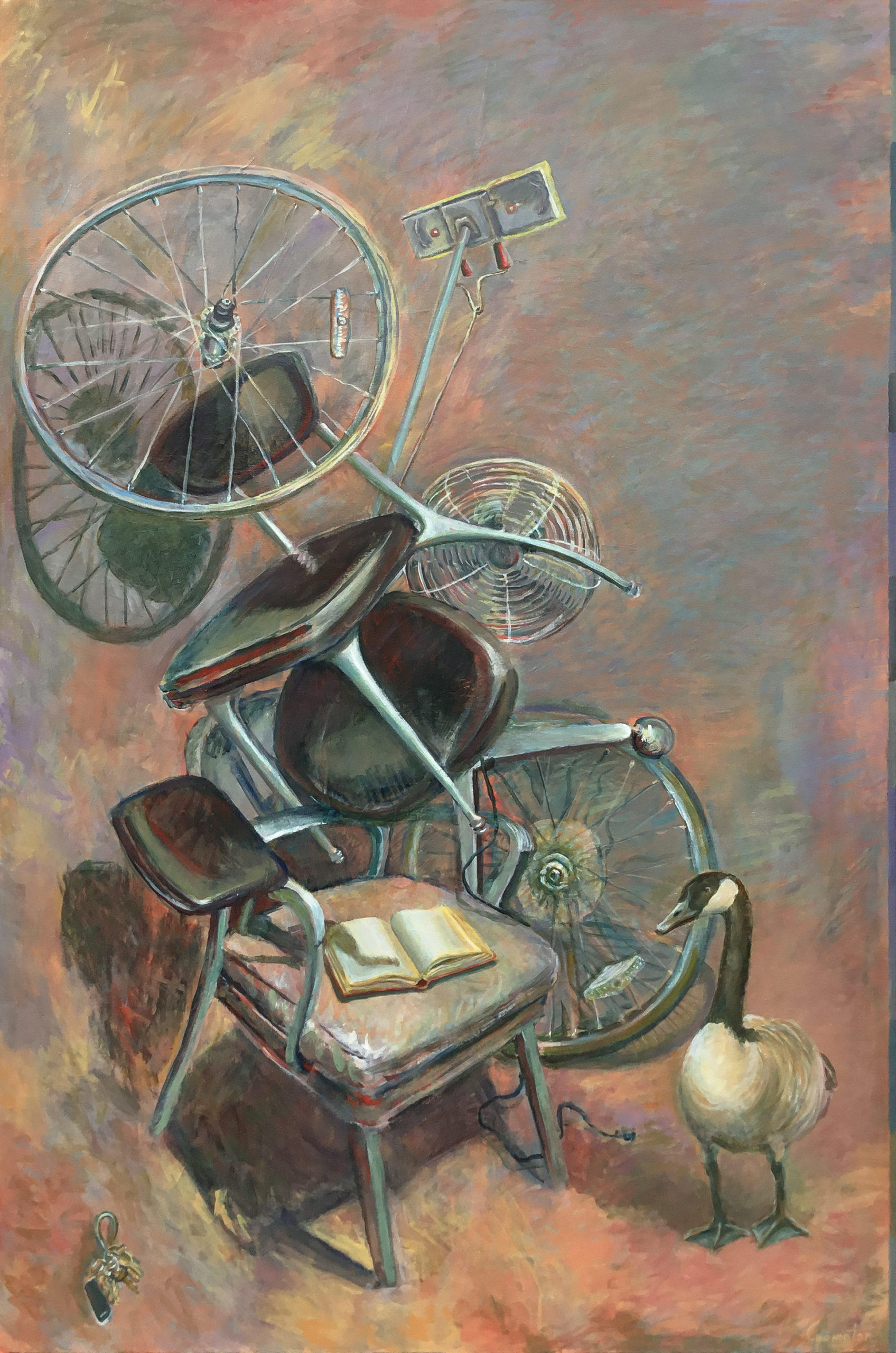 Game: The Bicycle Madonna