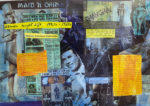 No.2 Asian-American struggles Collage Size 12x17