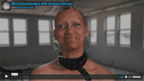 Ayanna U'Dongo video