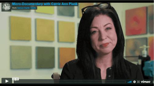 Carrie Ann Plank Video