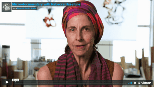 Rebecca Haseltine video