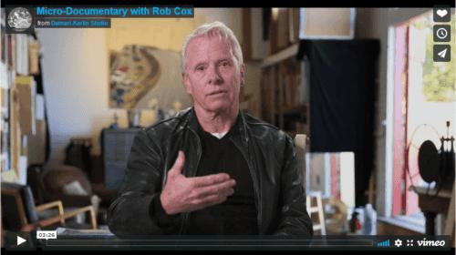 Rob Cox video