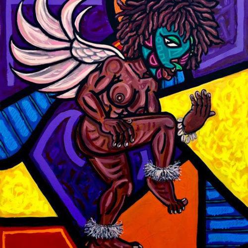 Malik Seneferu artwork