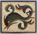 Ancient Dolphin Cartouche