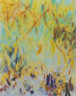 """Scuba"", oil on canvas, 60""x 48"", $6,500"