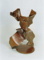 """Endurance and Victory__ Bronze__ 19"""" x 15"""" x  9"""""""
