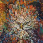 Acrylic on cavas 24 x 24 in