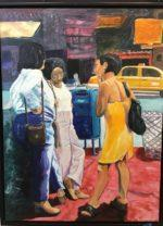 New York Women 60x44      $5900