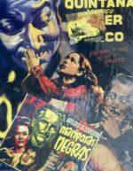 No.1 Mexican Cinema 1940s-1960s   Collage   Size 12x17