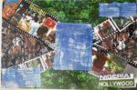 No.3  African Cinema  Nollywood     Collage   Size 12x17