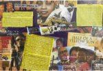 No.4  African Cinema    Nollywood    Collage     Size 12x17