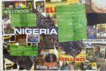 No.1 African Cinema   Nollywood    Collage     Size  12x17