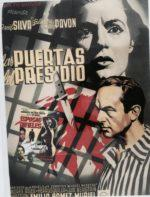 No.4 Mexican Cinema   1940s-1960s        Collage  Size 12x17