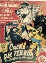 No.3  Mexican Cinema   1940s-1960s    Collage   Size 12x17