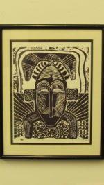 Africa Print II
