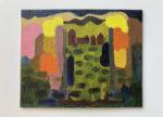 acrylic on linen panel