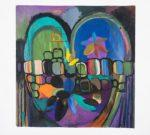 """Archival Print Edition, 1/LXIII, signed by the artist, 9″ x 12″, 10"""" x 9 1/2"""" framed"""