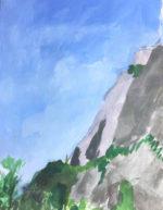 Yosemite, From Swining Bridgeok