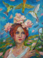 Acrylic on canvas 24 x 18 in $850