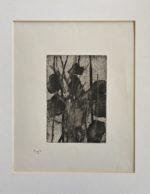 Nature  Printmaking  Size 8x10