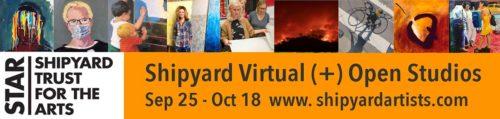 Shipyard Virtual (+) Open Studios