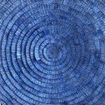 Blue Infinity Mandala