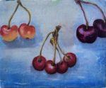 "oil on canvas 5 x 6"""