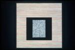 "Kay Kang, R(Evolution)BM, 18""x18"", oil on panel"