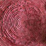 Red Infinity Mandala