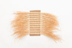 Natural woven basket reed