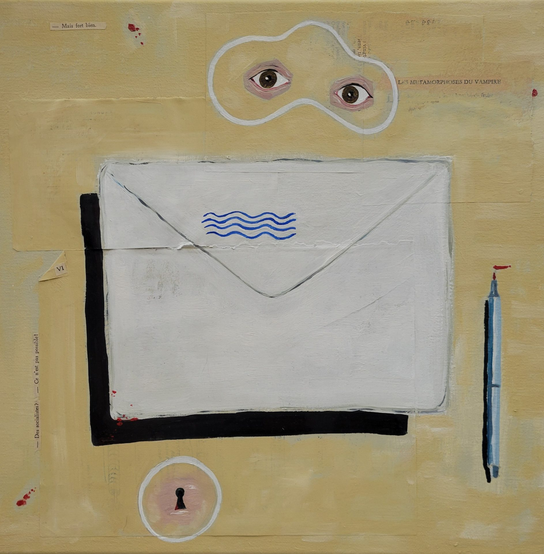 Lost Correspondence