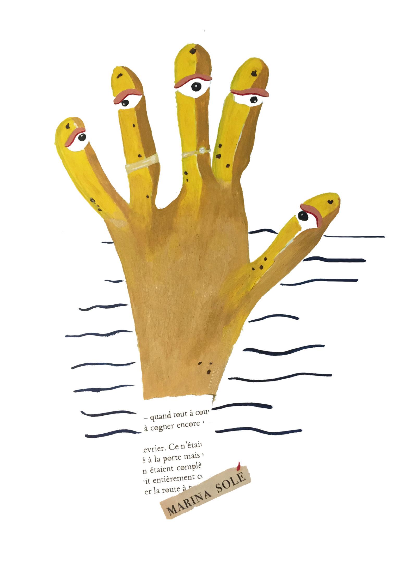 Badada Hand