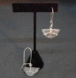 Rutilated Quartz Drop Earrings